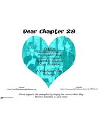 Dear 28: Now, and Someday Volume No. 28 by Cocoa, Fujiwara