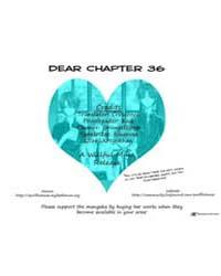 Dear 36: Keep in Heart Volume No. 36 by Cocoa, Fujiwara