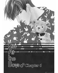 Kiss All the Boys (Deki No II Kiss Warui... Volume No. 6 by Kano, Shiuko