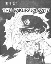 Detective Conan 208 : the Sakurada Gate Volume No. 208 by Aoyama, Gosho