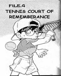 Detective Conan 407 : Tennis Court of Re... Volume No. 407 by Aoyama, Gosho