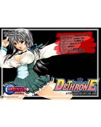 Dethrone 6 Volume No. 6 by Takuya, Tashiro