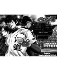 Ace of Diamond (Daiya No A) : Issue 1 Volume No. 1 by Terajima, Yuuji