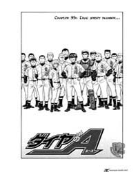 Diamond No Ace 35: That Jersey Number Volume Vol. 35 by Terajima, Yuuji