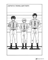 Ace of Diamond (Daiya No A) : Issue 40: ... Volume No. 40 by Terajima, Yuuji