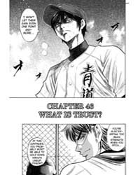 Ace of Diamond (Daiya No A) : Issue 46: ... Volume No. 46 by Terajima, Yuuji