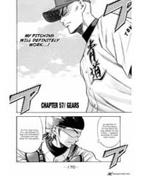 Ace of Diamond (Daiya No A) : Issue 57: ... Volume No. 57 by Terajima, Yuuji