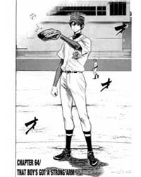 Ace of Diamond (Daiya No A) : Issue 64: ... Volume No. 64 by Terajima, Yuuji