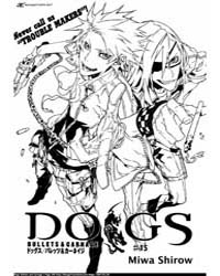 Dogs Bullets & Carnage 15 Volume Vol. 15 by Shirow, Miwa