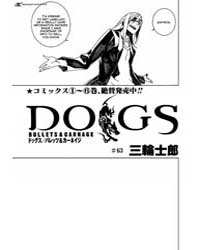 Dogs Bullets & Carnage 63 Volume Vol. 63 by Shirow, Miwa