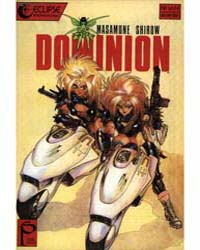 Dominion 3 Volume Vol. 3 by Masamune, Shirow