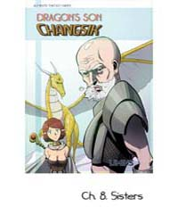 Dragon's Son Changsik 8: Sisters Volume No. 8 by Ins, Im
