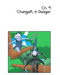 Dragon's Son Changsik 9: Changsik in Dan... Volume No. 9 by Ins, Im