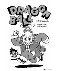 Dragon Ball 105 Volume Vol. 105 by Toriyama, Akira