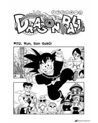 Dragon Ball 112 Volume Vol. 112 by Toriyama, Akira
