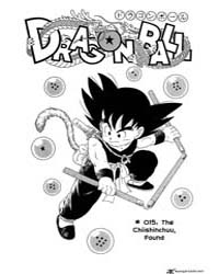 Dragon Ball 15 : the Qi Xing Qiu is Foun... Volume Vol. 15 by Toriyama, Akira
