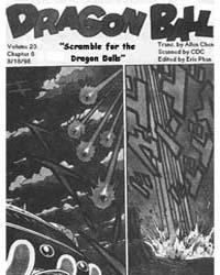 Dragon Ball 272 Volume Vol. 272 by Toriyama, Akira