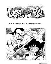 Dragon Ball 90 Volume Vol. 90 by Toriyama, Akira