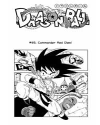 Dragon Ball 95 Volume Vol. 95 by Toriyama, Akira