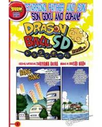 Dragon Ball Sd 3: Son Goku and Son Gohan... Volume Vol. 3 by Naho, Ooishi