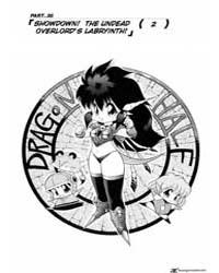 Dragon Half 35 : Showdown the Undead Ove... Volume Vol. 35 by Mita, Ryuusuke