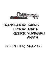 Elfen Lied 26 : Lebensborn Volume Vol. 26 by Okamoto, Lynn