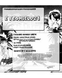 Eyeshield 21 115 : Like a Firework Volume Vol. 115 by Riichiro, Inagaki