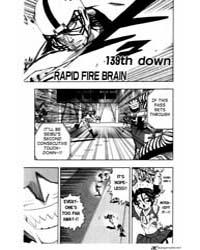 Eyeshield 21 139 : Rapid Fire Brain Volume Vol. 139 by Riichiro, Inagaki