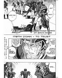 Eyeshield 21 179 : to Trust Volume Vol. 179 by Riichiro, Inagaki