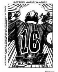 Eyeshield 21 194 : Ambush in Motion Volume Vol. 194 by Riichiro, Inagaki