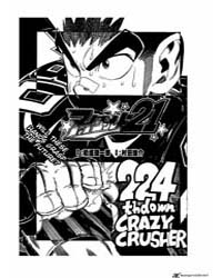 Eyeshield 21 224 : Crazy Crusher Volume Vol. 224 by Riichiro, Inagaki