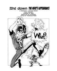 Eyeshield 21 22 : the Hero's Appearance Volume Vol. 22 by Riichiro, Inagaki