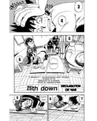 Eyeshield 21 25 : Declaration of War Volume Vol. 25 by Riichiro, Inagaki