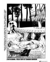 Eyeshield 21 276 : Field Trip at Teikoku... Volume Vol. 276 by Riichiro, Inagaki