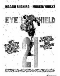 Eyeshield 21 296 : the Path of a New Dim... Volume Vol. 296 by Riichiro, Inagaki