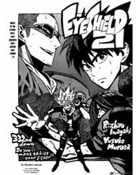Eyeshield 21 332 : Do You Want to Kiss Y... Volume Vol. 332 by Riichiro, Inagaki