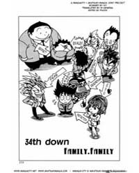 Eyeshield 21 34 : Family.Family Volume Vol. 34 by Riichiro, Inagaki