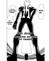 Eyeshield 21 55 : Legend of the 60 Yards Volume Vol. 55 by Riichiro, Inagaki
