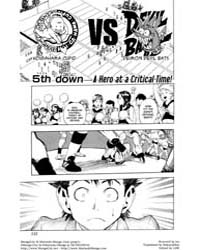 Eyeshield 21 5 : a Hero at a Critical Ti... Volume Vol. 5 by Riichiro, Inagaki