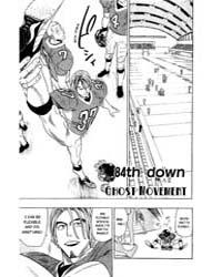 Eyeshield 21 84 : Ghost Movement Volume Vol. 84 by Riichiro, Inagaki