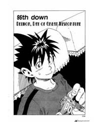 Eyeshield 21 95 : Deimon Day of Great Mi... Volume Vol. 95 by Riichiro, Inagaki