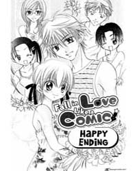 Fall in Love Like a Comic 8 Volume Vol. 8 by Yagami, Chitose