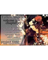 Fallen Angels 15 Volume Vol. 15 by Yu-rang, Han
