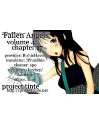 Fallen Angels 17 Volume Vol. 17 by Yu-rang, Han