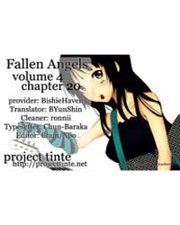 Fallen Angels 20 Volume Vol. 20 by Yu-rang, Han