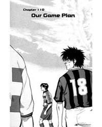 Fantasista : Issue 110: Our Game Plan Volume No. 110 by Kusaba, Michiteru