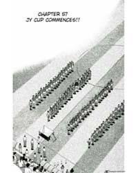 Fantasista 57: Jy Cup Commence Volume Vol. 57 by Kusaba, Michiteru