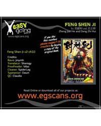 Feng Shen Ji II 10 Volume No. 10 by Jian He, Zheng