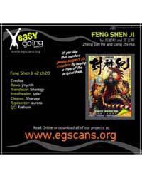 Feng Shen Ji II 20 Volume No. 20 by Jian He, Zheng