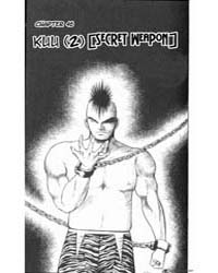 Flame of Recca 46 : Kuu II Volume Vol. 46 by Nobuyuki, Anzai